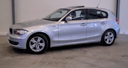 BMW 118d 5-dörrar Steptronic, 143hk, 2011