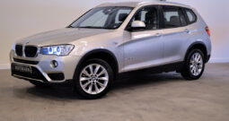 BMW X3 xDrive20d Steptronic
