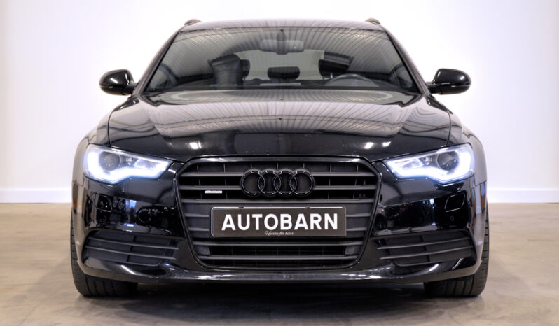 Audi A6 Avant 3.0 TDI  – Black Sport Edition Proline full