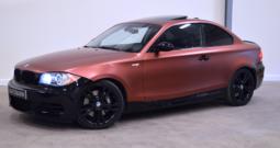 BMW 135i Coupé Steptronic 306HK