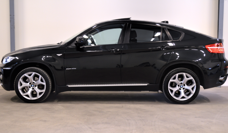 BMW X6 xDrive40d full