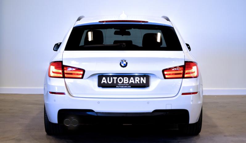 BMW 525 M-Sport full