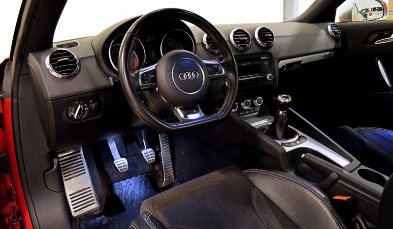 Audi TTS Coupé 2.0 TFSI quattro 272hk full