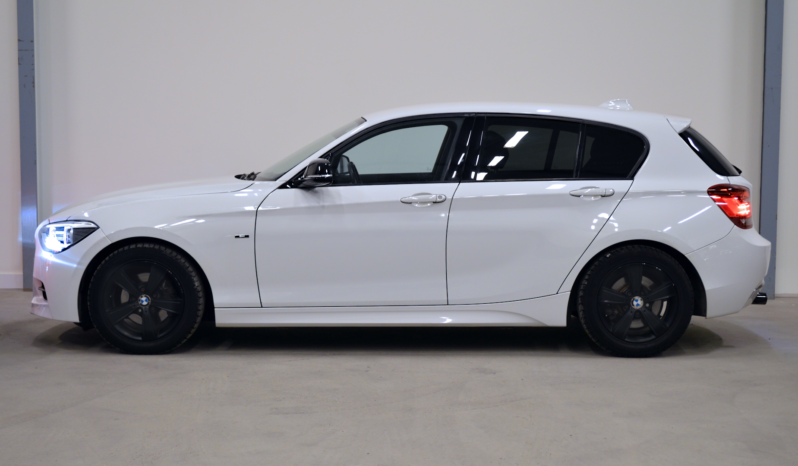 BMW 120d 5-door M-Sport 184hk full