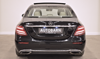 Mercedes Benz 350 E Plug-in Hybrid full