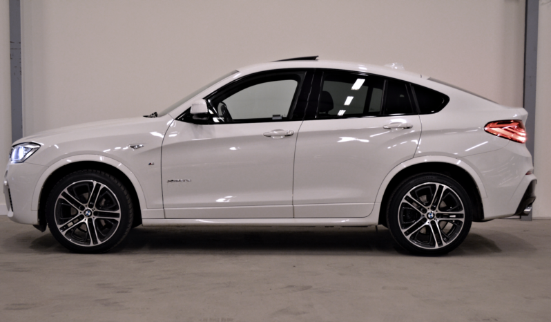 BMW X4 xDrive30d M-sport Shadowline full