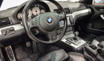 BMW M3 Coupé SMG – 343hk full